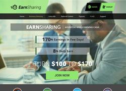 EvolutionScripts - Earnsharing